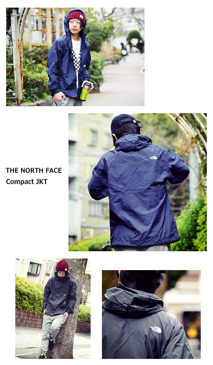 THE NORTH FACEザ ノースフェイスのジャケット コンパクト03