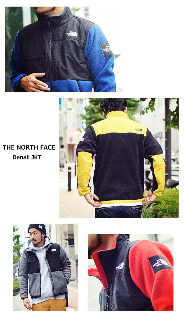 THE NORTH FACEザ ノースフェイスのジャケット Denali05