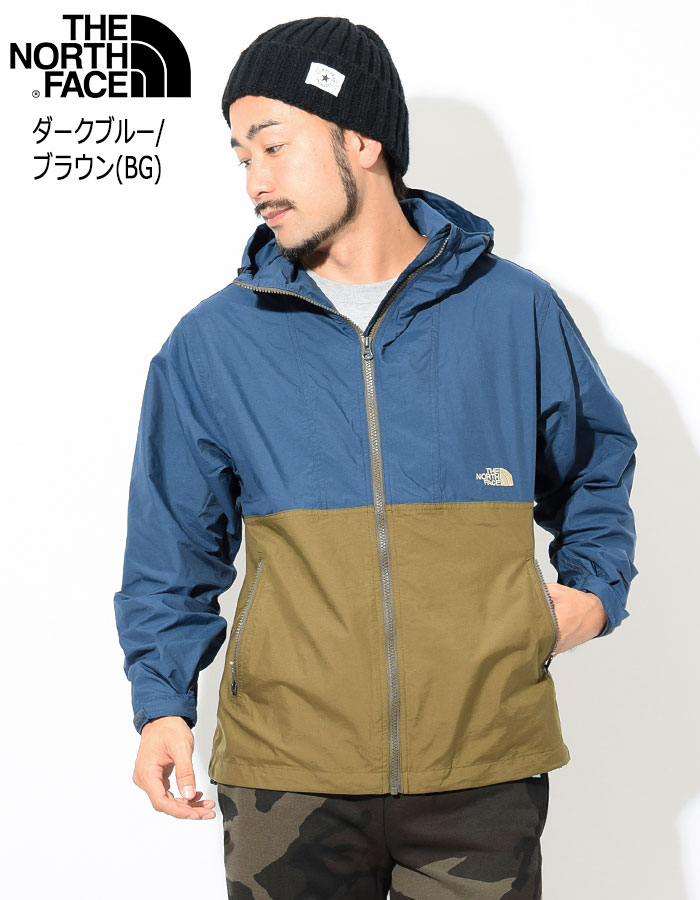 THE NORTH FACEザ ノースフェイスのジャケット コンパクト10