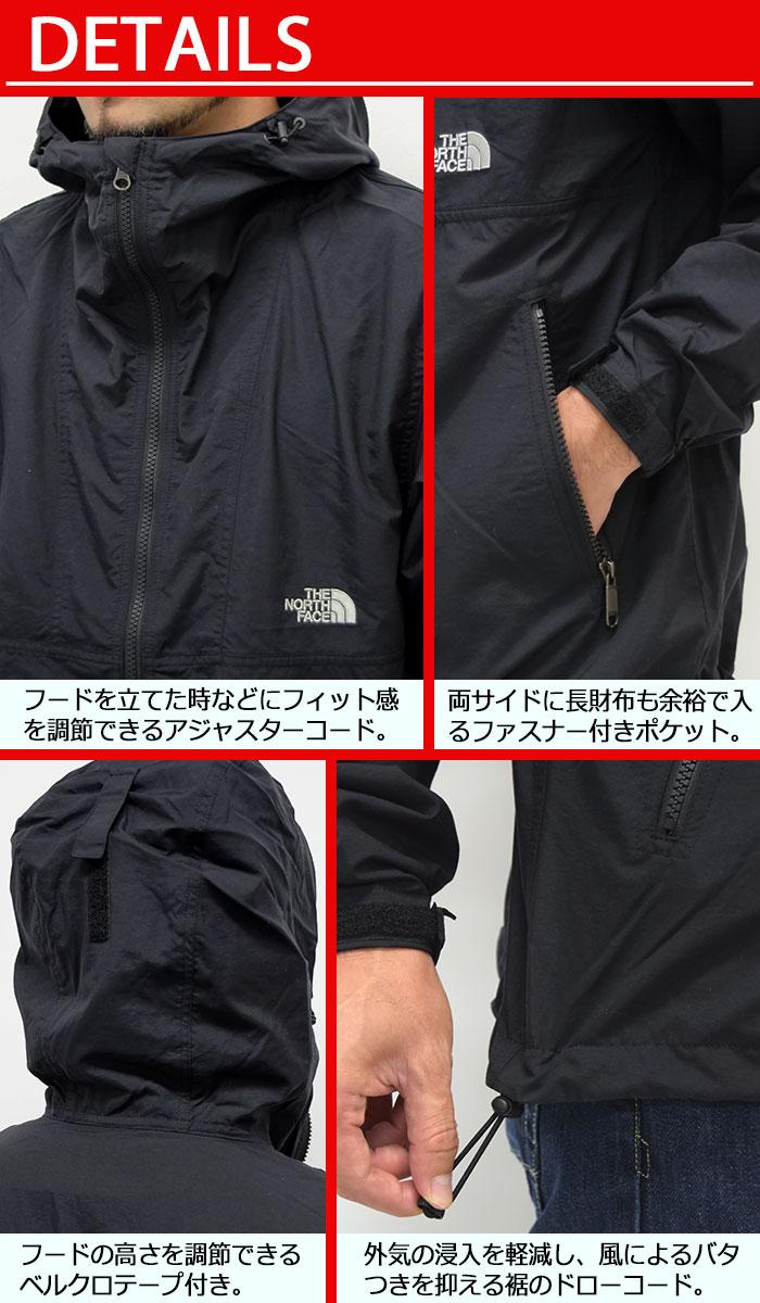 THE NORTH FACEザ ノースフェイスのジャケット コンパクト16