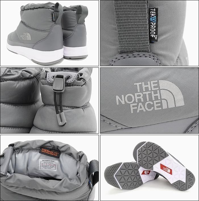 THE NORTH FACEザ ノースフェイスのブーツ ヌプシ02