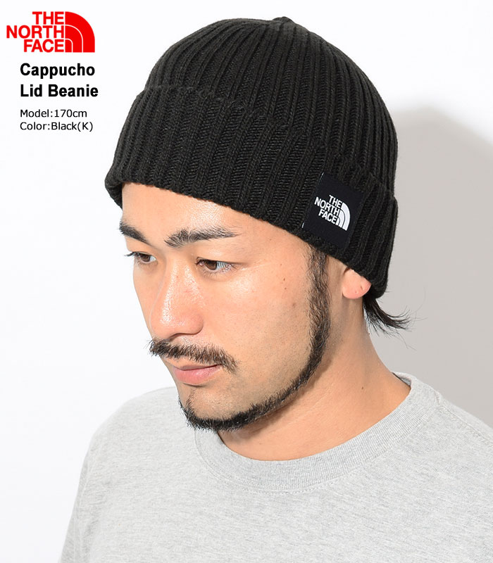 THE NORTH FACEザ ノースフェイスのニット帽 Cappucho Lid Beanie01