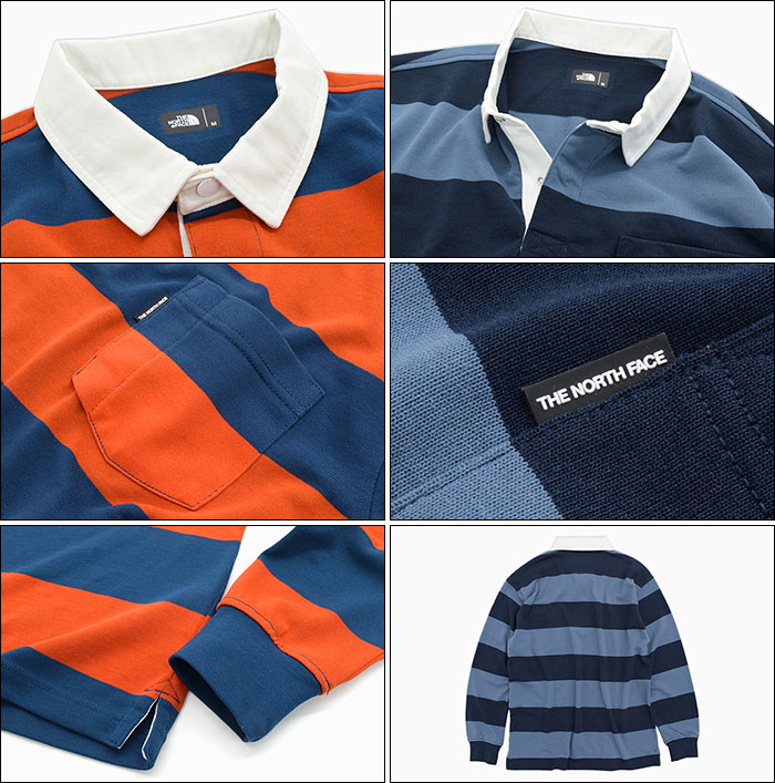THE NORTH FACEザ ノースフェイスのシャツ Climbing Rugby Shirt05