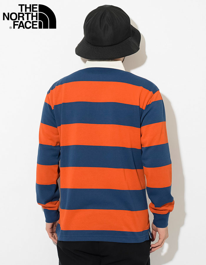 THE NORTH FACEザ ノースフェイスのシャツ Climbing Rugby Shirt02