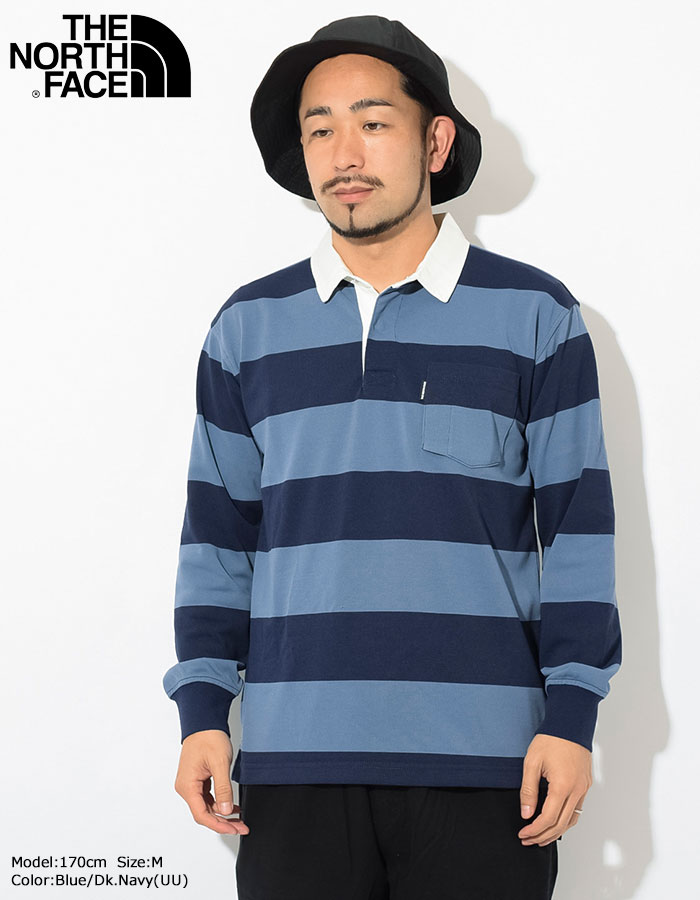THE NORTH FACEザ ノースフェイスのシャツ Climbing Rugby Shirt03