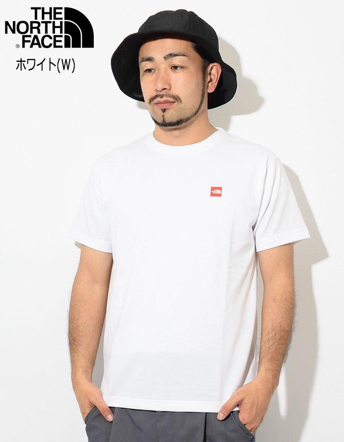 THE NORTH FACEザ ノースフェイスのTシャツ Small Box Logo03