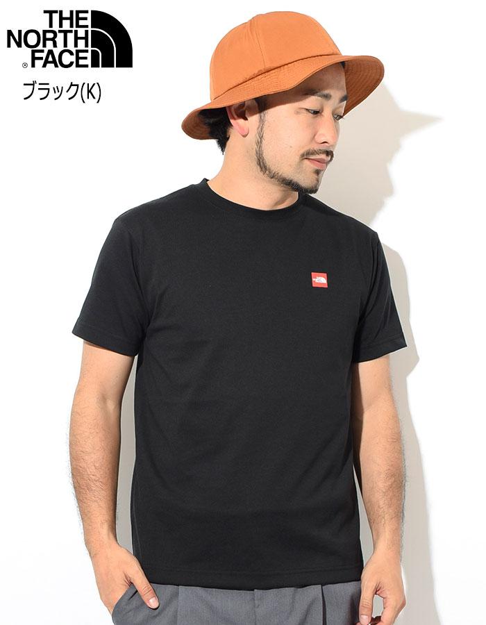 THE NORTH FACEザ ノースフェイスのTシャツ Small Box Logo04
