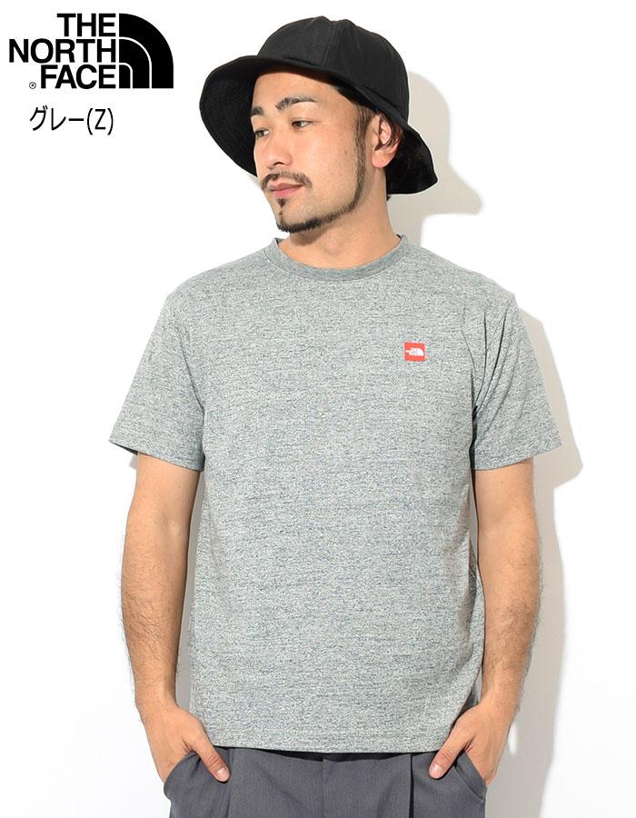 THE NORTH FACEザ ノースフェイスのTシャツ Small Box Logo06