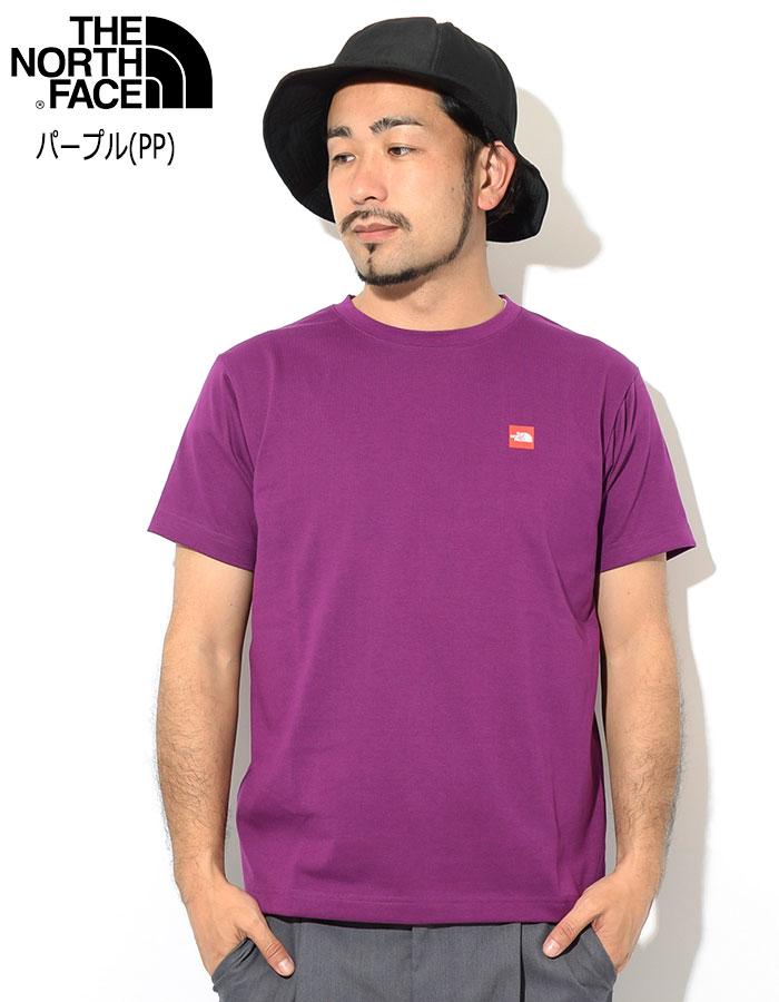 THE NORTH FACEザ ノースフェイスのTシャツ Small Box Logo07