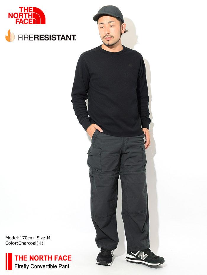 THE NORTH FACEザ ノースフェイスのパンツ Firefly Convertible Pant02