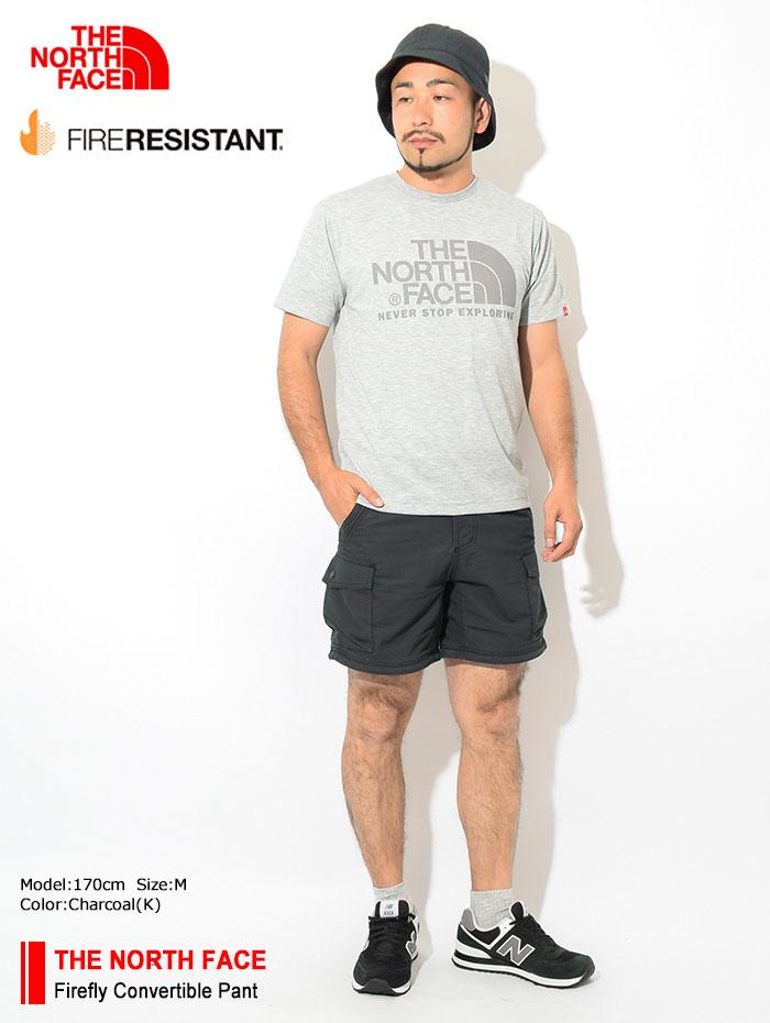 THE NORTH FACEザ ノースフェイスのパンツ Firefly Convertible Pant05