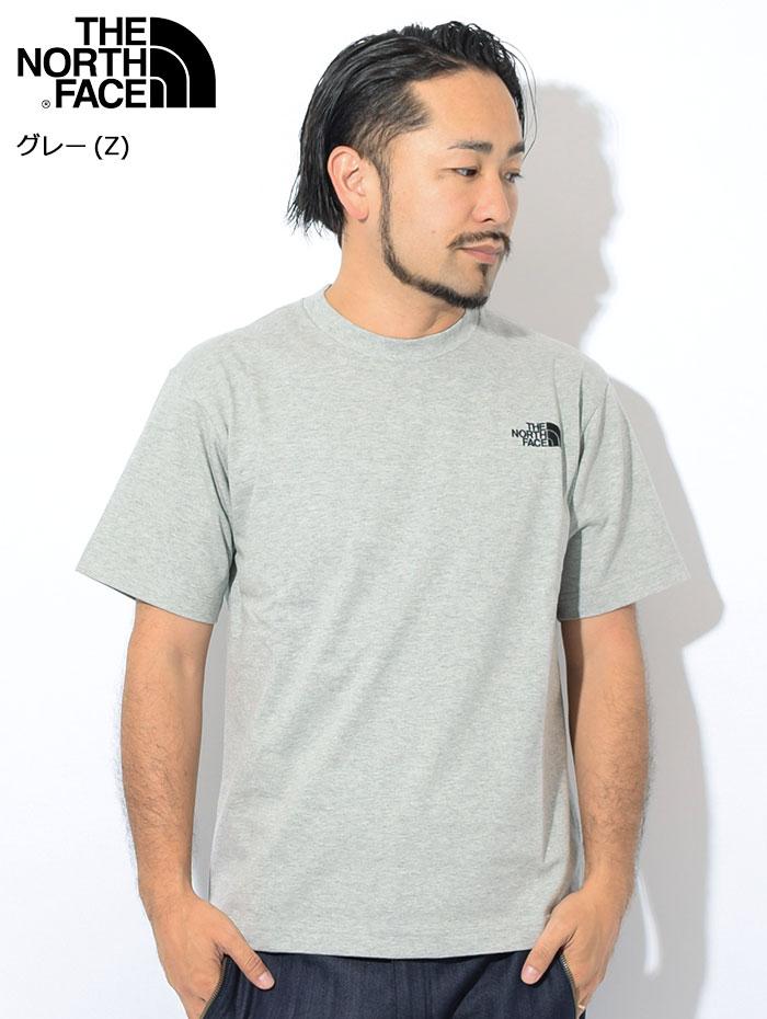 THE NORTH FACEザ ノースフェイスのTシャツ Silhouette06