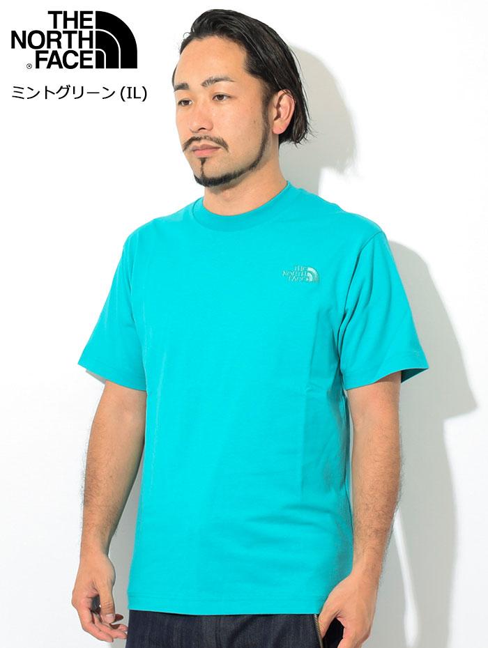 THE NORTH FACEザ ノースフェイスのTシャツ Silhouette07
