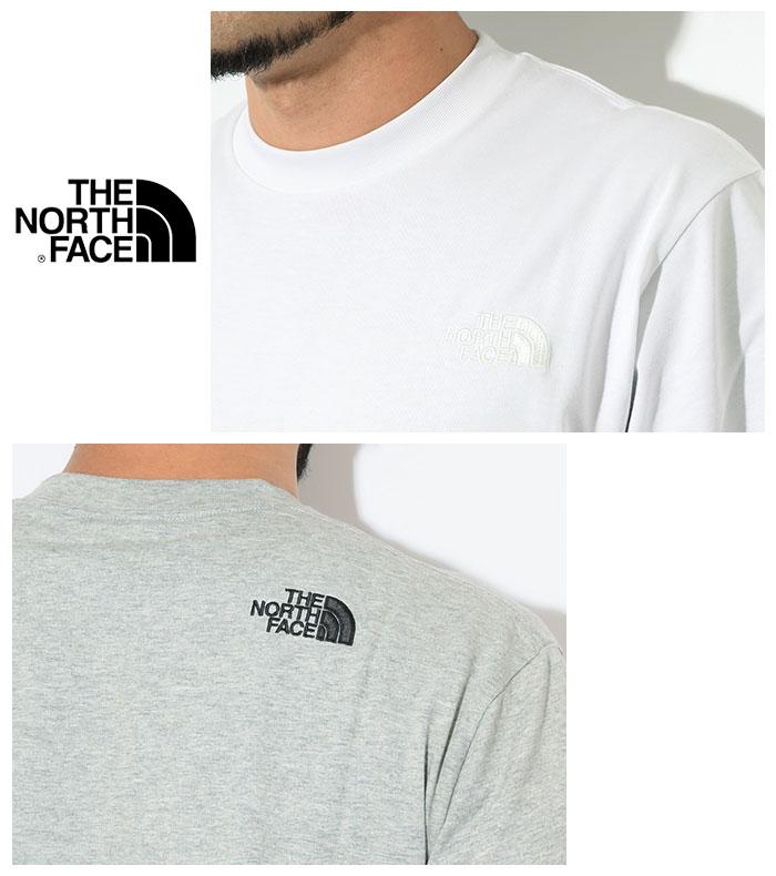 THE NORTH FACEザ ノースフェイスのTシャツ Silhouette08