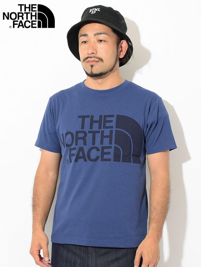 THE NORTH FACEザ ノースフェイスのTシャツ Color Heather Logo03