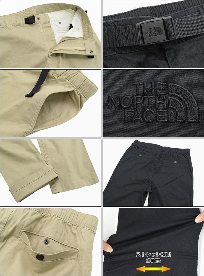 THE NORTH FACEザ ノースフェイスのパンツ Cotton OX Light Pant06