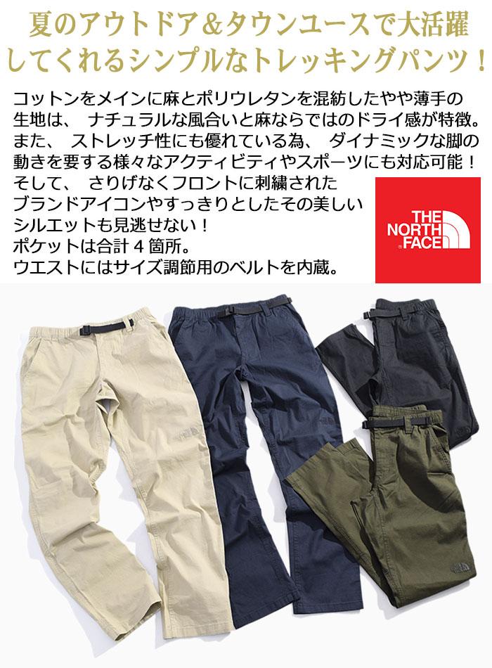 THE NORTH FACEザ ノースフェイスのパンツ Cotton OX Light Pant02