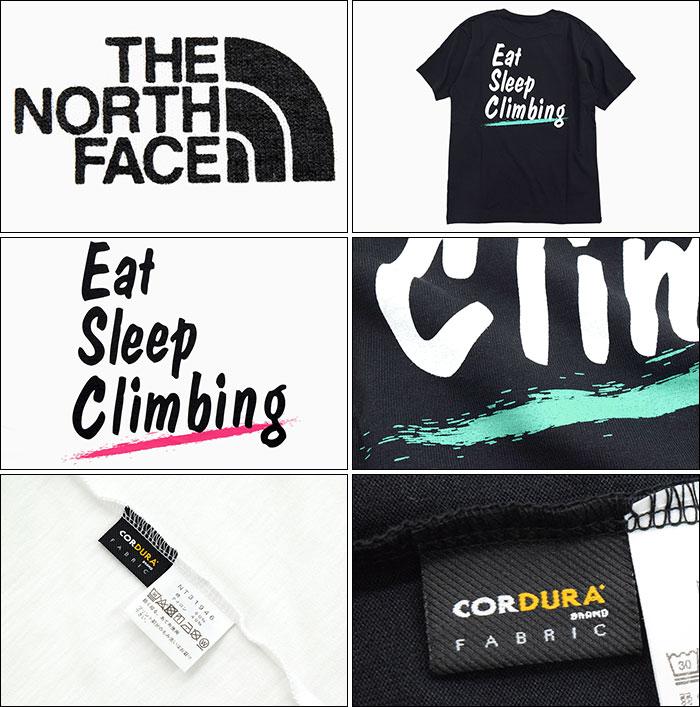 THE NORTH FACEザ ノースフェイスのTシャツ Climbing Lifer06
