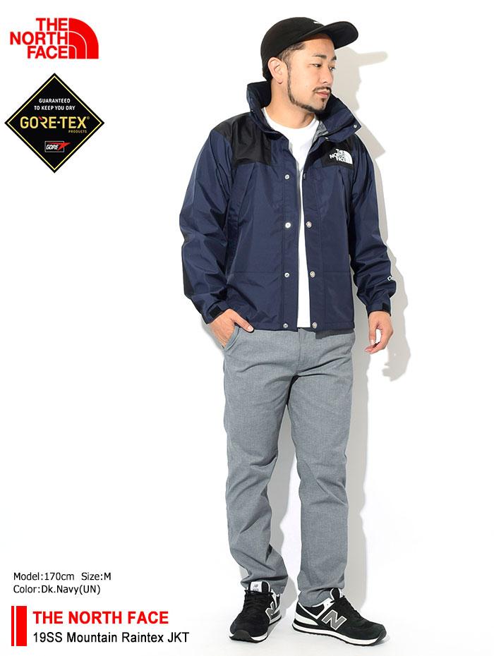 THE NORTH FACEザ ノースフェイスのジャケット 19SS Mountain Raintex01