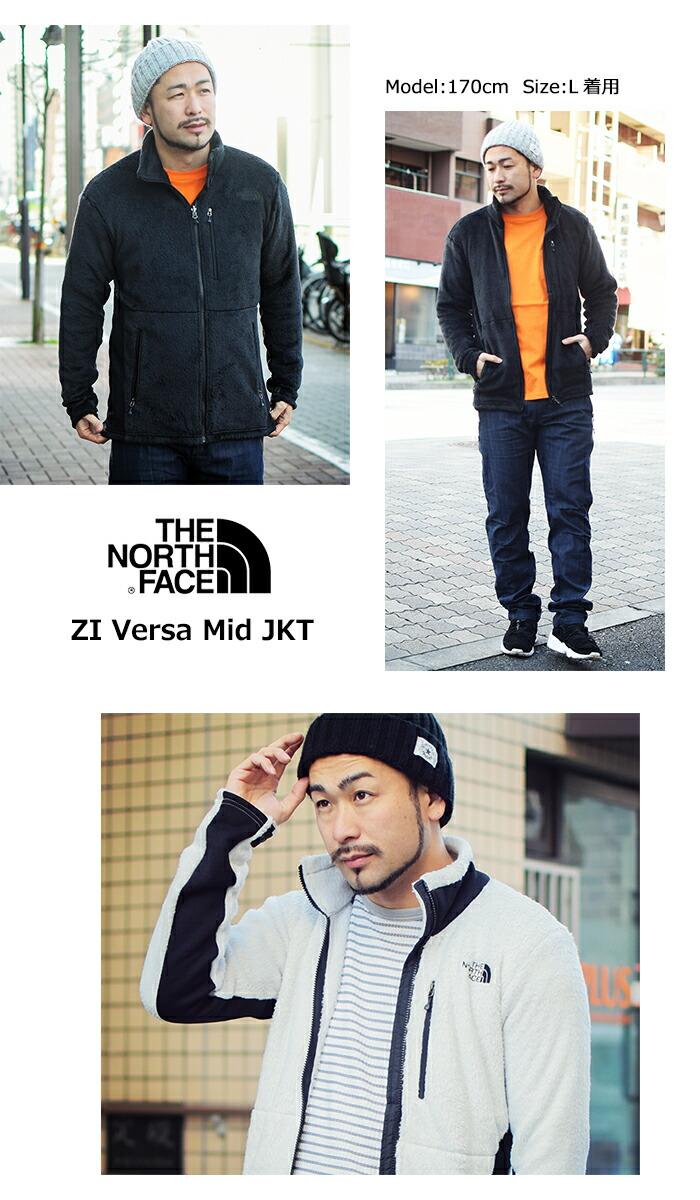 THE NORTH FACEザ ノースフェイスのジャケット ZI Versa Mid06