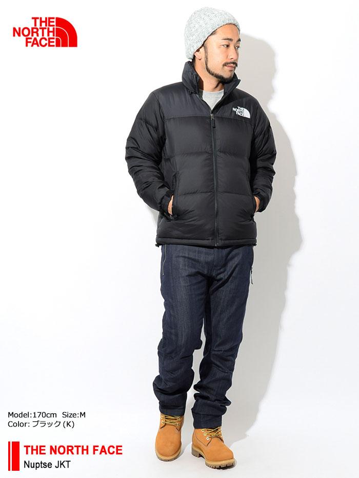 THE NORTH FACEザ ノースフェイスのジャケット Nuptse01