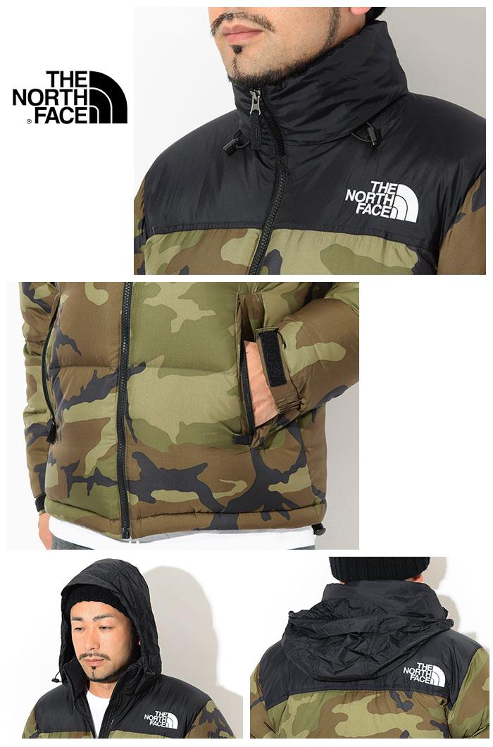 THE NORTH FACEザ ノースフェイスのジャケット Novelty Nuptse05
