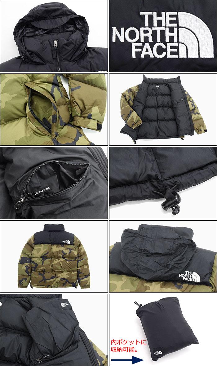 THE NORTH FACEザ ノースフェイスのジャケット Novelty Nuptse06