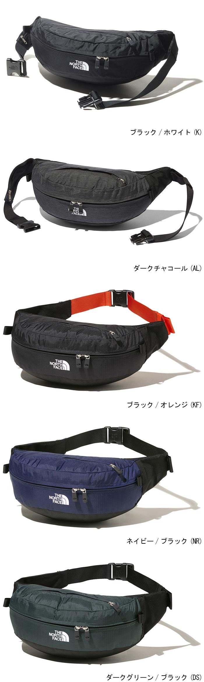 THE NORTH FACEザ ノースフェイスのバッグ Sweep Waist Bag04