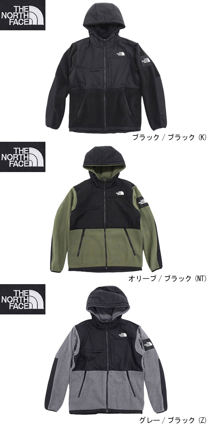 THE NORTH FACEザ ノースフェイスのジャケット Denali Hoodie18
