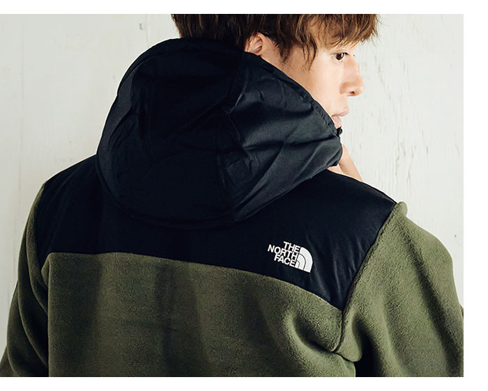 THE NORTH FACEザ ノースフェイスのジャケット Denali Hoodie06