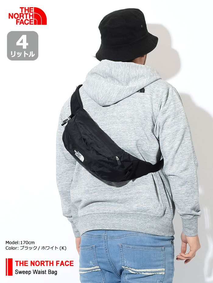 THE NORTH FACEザ ノースフェイスのバッグ Sweep Waist Bag01