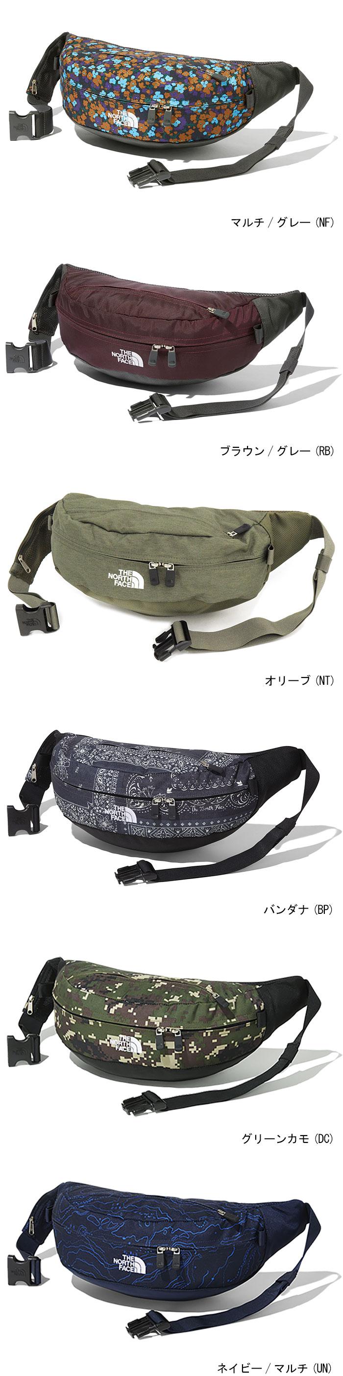 THE NORTH FACEザ ノースフェイスのバッグ Sweep Waist Bag06