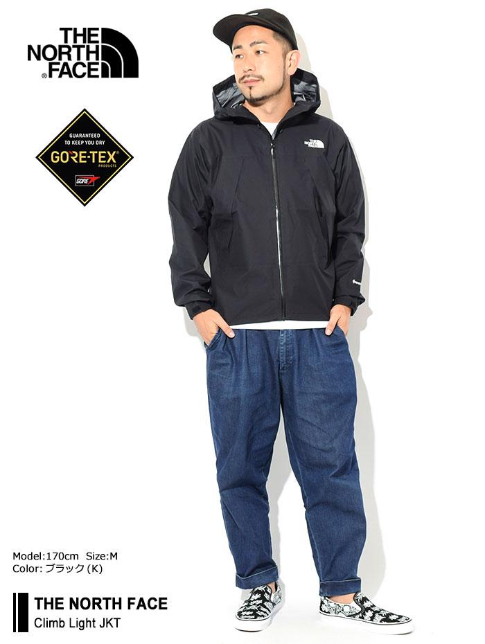 THE NORTH FACEザ ノースフェイスのジャケット Climb Light01