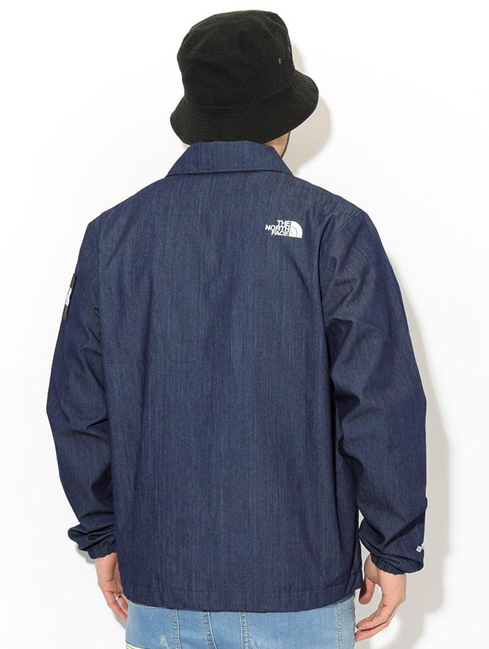 THE NORTH FACEザ ノースフェイスのジャケット GTX Denim Coach03