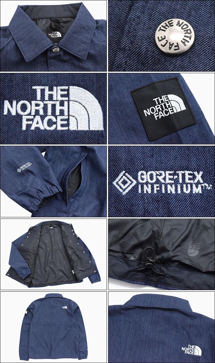 THE NORTH FACEザ ノースフェイスのジャケット GTX Denim Coach05