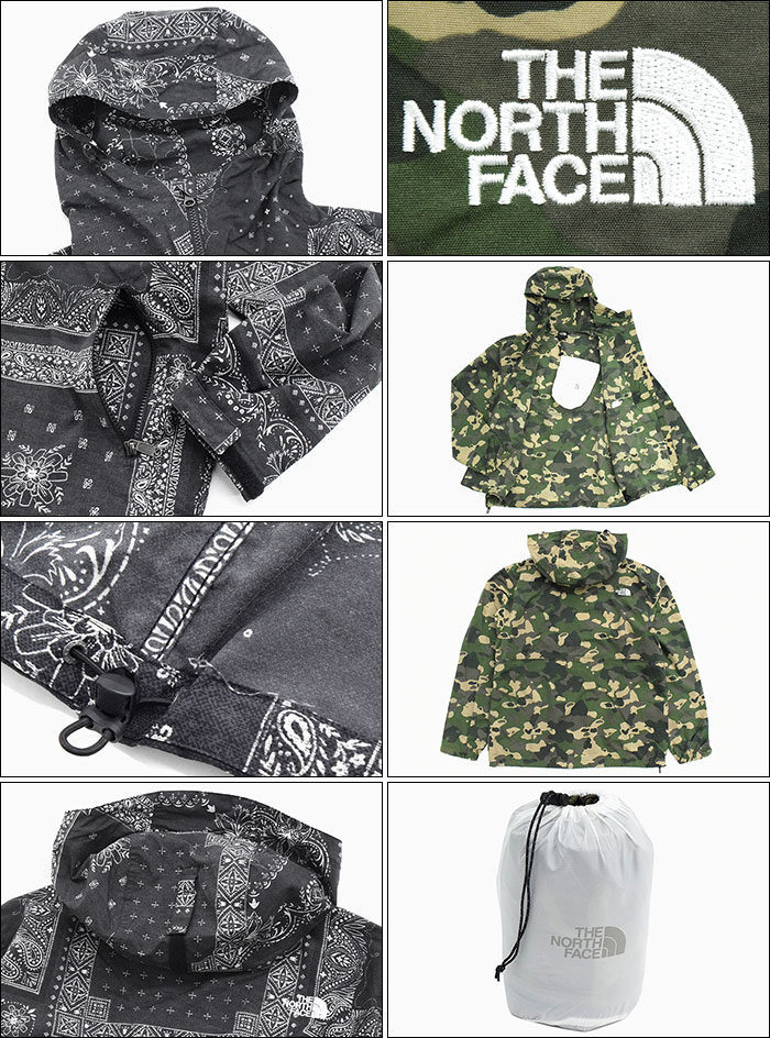 THE NORTH FACEザ ノースフェイスのジャケット コンパクト07