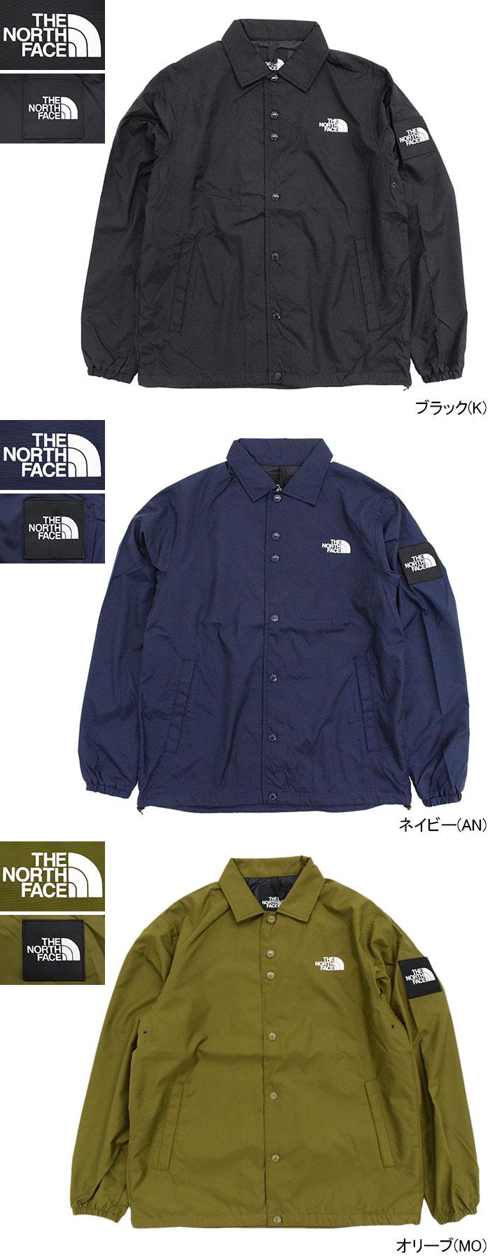 THE NORTH FACEザ ノースフェイスのジャケット The Coach12