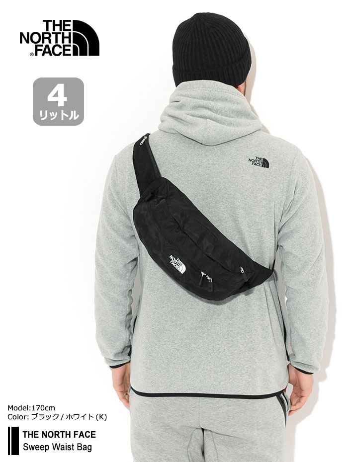 THE NORTH FACEザ ノースフェイスのバッグ Sweep Waist Bag01