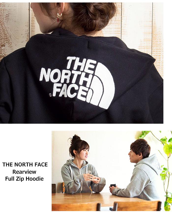THE NORTH FACEザ ノースフェイスのパーカー リアビュー03