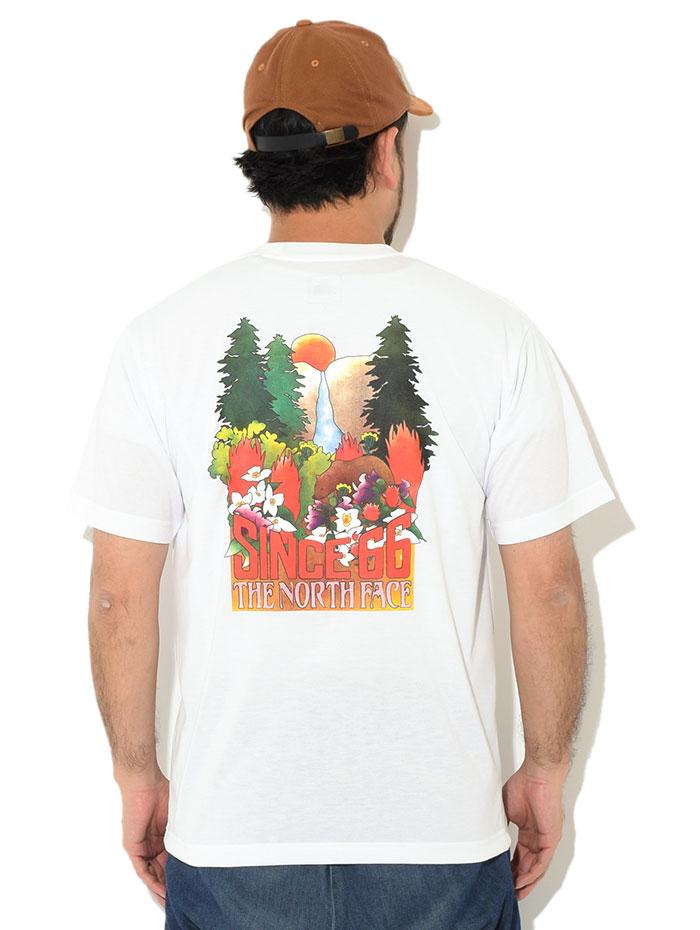 THE NORTH FACEザ ノースフェイスのTシャツ Yosemite Falls02