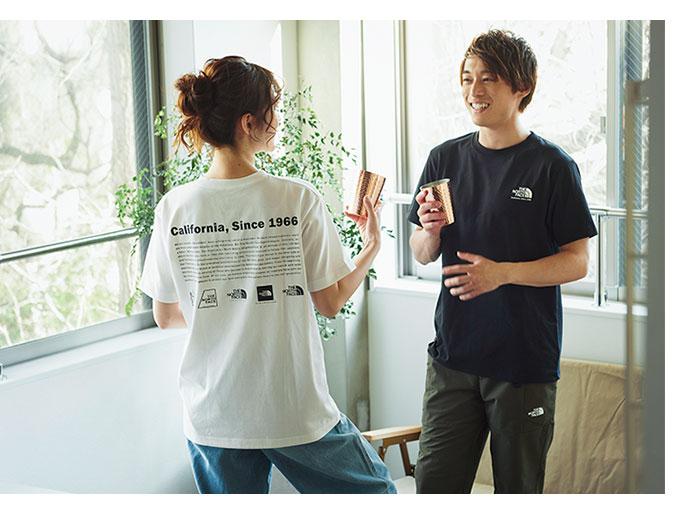 THE NORTH FACEザ ノースフェイスのTシャツ Historical Logo16