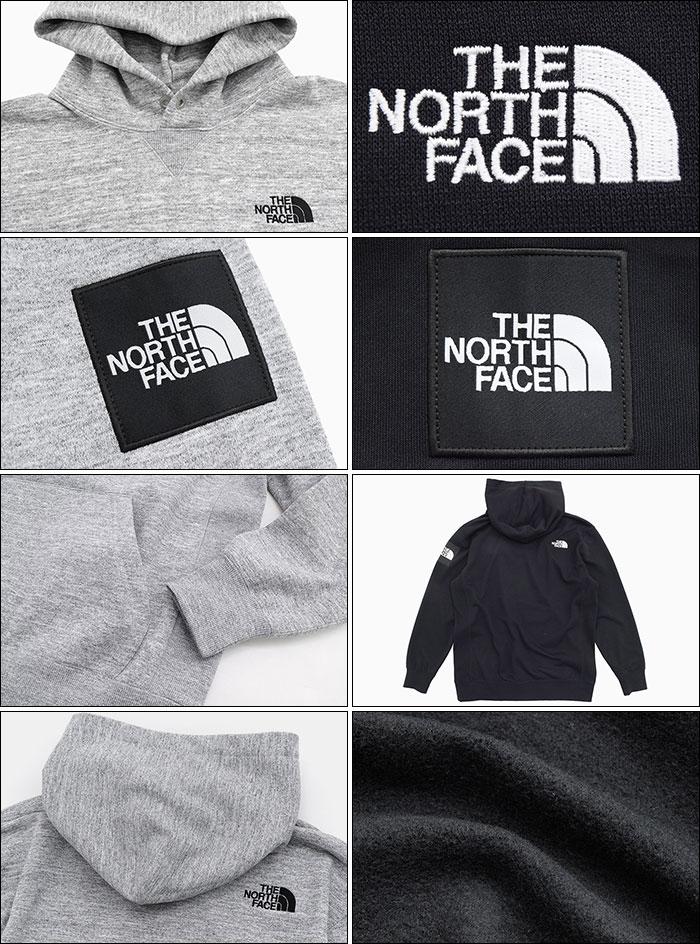 THE NORTH FACEザ ノースフェイスのパーカー Square Logo Hoodie19