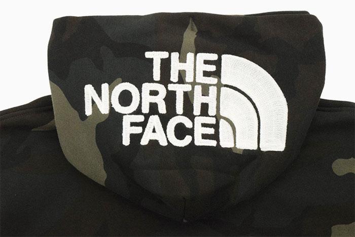 THE NORTH FACEザ ノースフェイスのパーカー ノベルティ リアビュー16