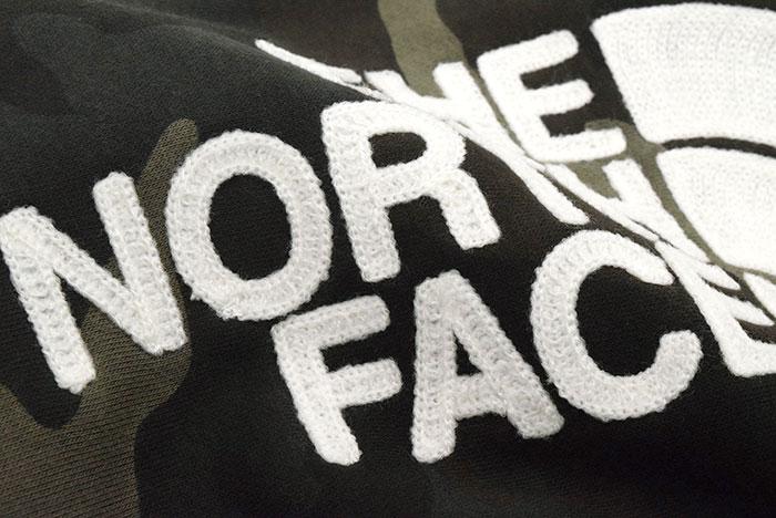 THE NORTH FACEザ ノースフェイスのパーカー ノベルティ リアビュー17