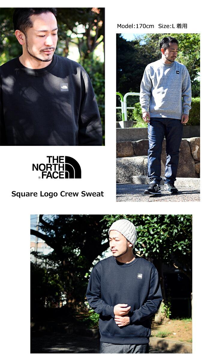 THE NORTH FACEザ ノースフェイスのトレーナー Square Logo Crew Sweat05