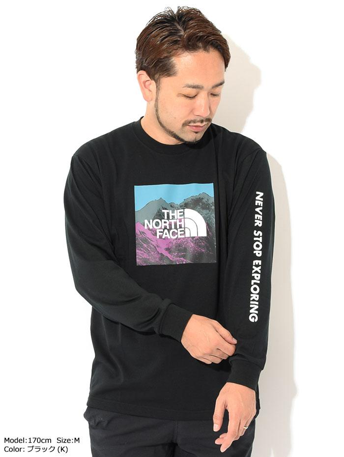 THE NORTH FACEザ ノースフェイスのTシャツ Digital Logo02