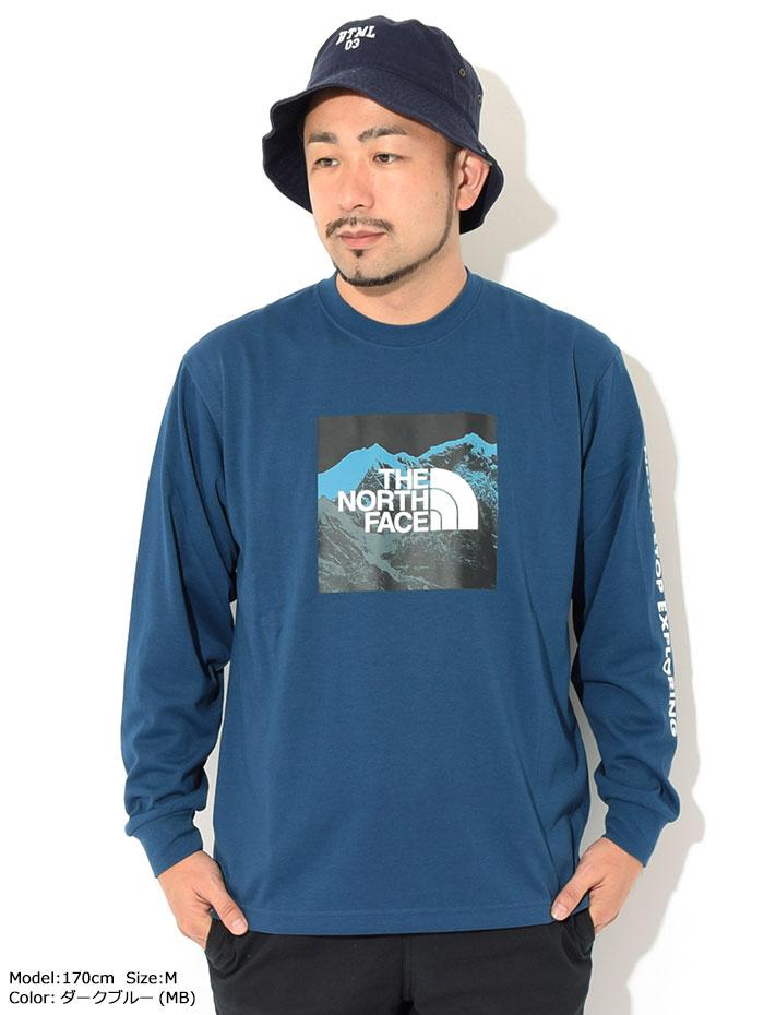 THE NORTH FACEザ ノースフェイスのTシャツ Digital Logo04
