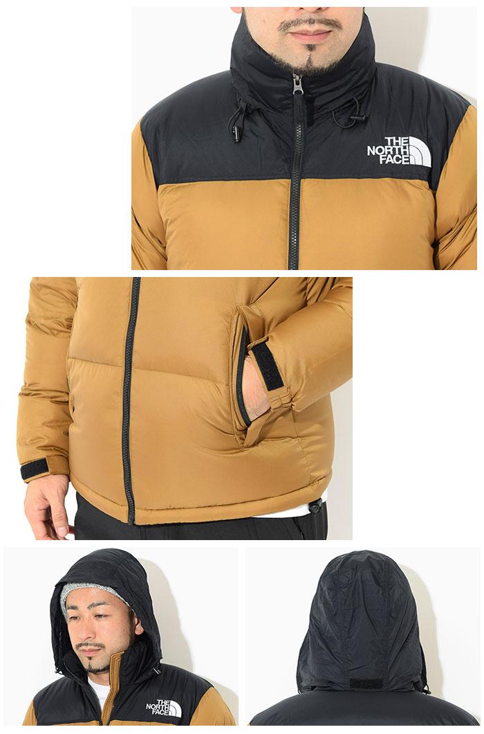THE NORTH FACEザ ノースフェイスのジャケット Nuptse05