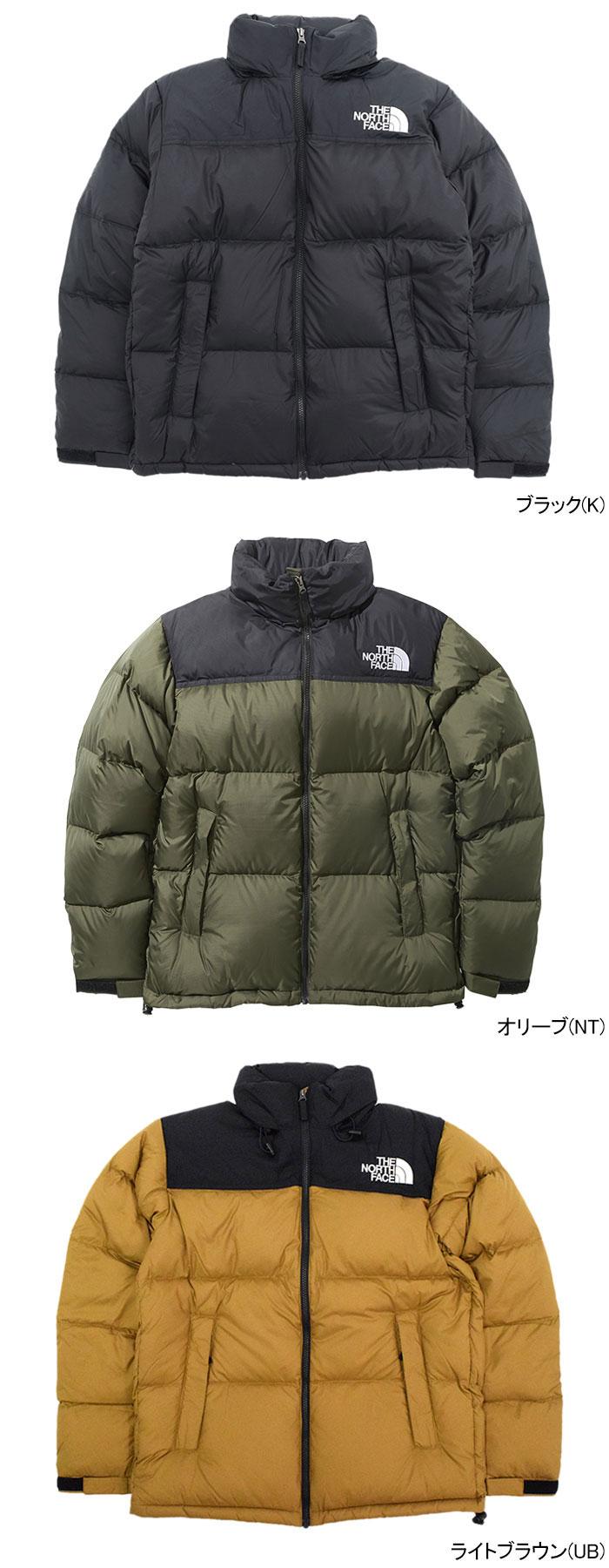 THE NORTH FACEザ ノースフェイスのジャケット Nuptse06