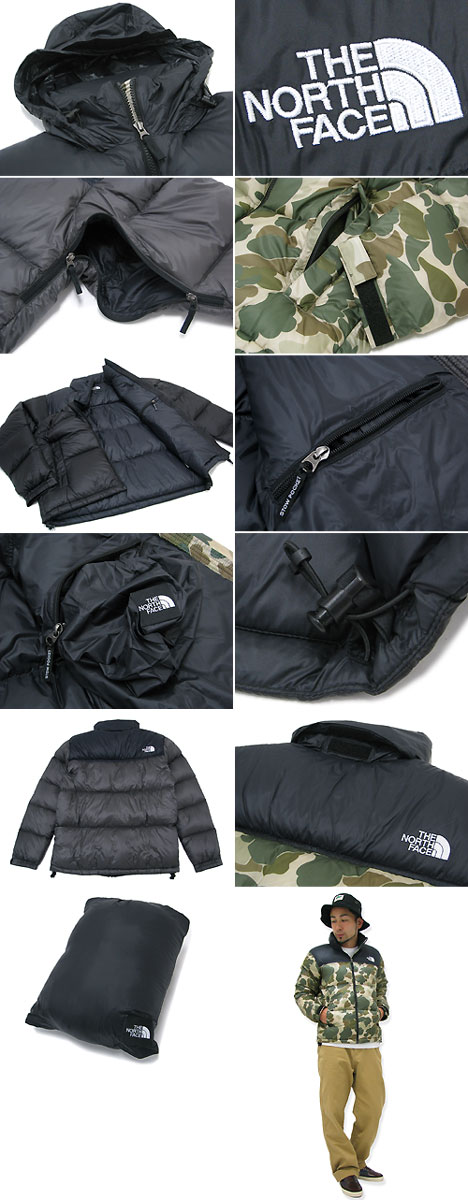 aab28e279f ice field  The North face THE NORTH FACE ヌプシジャケット (the north ...